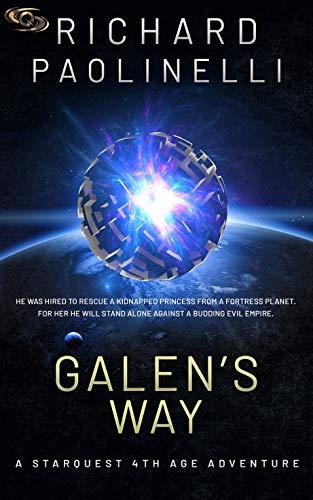 Fun fiction Day: Galen's Way